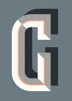 Typography Posters From A to Z