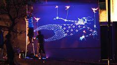 Night Graffiti - São Paulo - Brazil