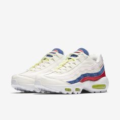 buy popular aad2e 9dbf4 Nike Air Max 95 SE Women s Shoe Air Max 97, Nike Air Max, Cream