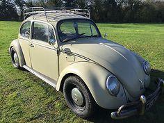 eBay: Classic 1200 1968 Early VW Beetle Volkswagen Ready For Summer #vwbeetle #vwbug #vw ukdeals.rssdata.net