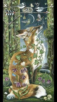 Fox Art, Painting Gallery, Whimsical Art, Amazing Art, Illustrators, Art Photography, Illustration Art, Art Illustrations, Artsy
