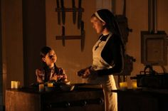 American Horror Story 'The Origins of Monstrosity' Still of Lily Rabe