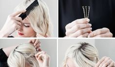 How to Side Braid Short Hair