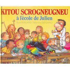 """Résultat de recherche d'images pour """"scrogneugneu à l'école"""""""