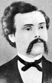 He came to Lincoln in 1877 as a Lawyer for LG Murphy and James J. Accused of embezzlement, McSween left and allied himself with John Tunstall and became his lawyer. When Tunstall was murdered in McSween was later gunned dow Bill The Kid, Reserva India, Old West Outlaws, Famous Outlaws, New Mexico History, Old West Photos, Western Photo, Lincoln, Le Far West