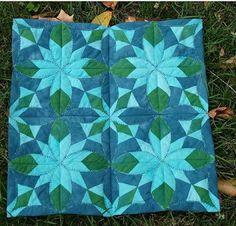 Varrogató: Atarashii patchwork