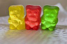 Easy Homemade Gummy Candies!