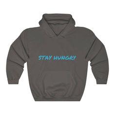 Hustle Bear Unisex Heavy Blend™ Hooded Sweatshirt - Charcoal / 2XL
