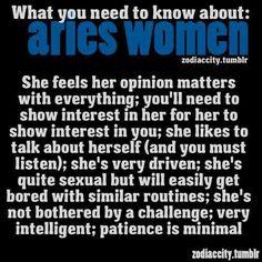 My Grace Anne Is An Aries Female