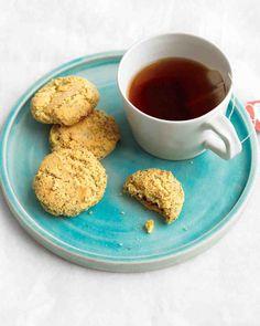 Lemon-Poppy Seed Cookies Martha Stewart, Lemon Poppyseed Cookie Recipe, Healthy Dessert Recipes, Cookie Recipes, Poppy Seed Cookies, Brownies, Lemon Cookies, Tea Cookies, Sweet Recipes