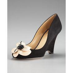 Kate Spade heel...darling!