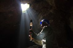 The Queen's Baton visited the nine-cave complex near Musanze in Rwanda on Thursday 16 January 2014. Rwanda is nation 28 of 70 Commonwealth n...