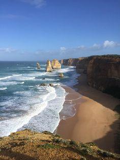 The Twelve Apostles - Port Campbell Victoria Australia - [OC] [3264 X 2448]