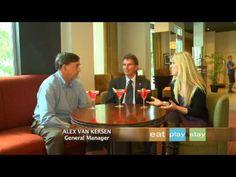 Metro Hotels Ipswich International Featured on Eat, Sleep and Play