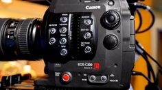 NAB 2015: First experiences with Canon C300 Mk II www.motionvfx.com/B4026 #DSLR #Canon #MkII #Cinematography #VideoEditing