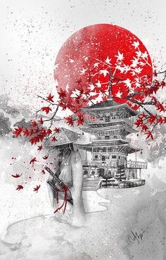 The Warrior Paththese days my by Marine Loup metal posters is part of Evil Mermaid tattoos Dark Angels - See amazing artworks of Displate artists printed on metal Easy mounting, no power tools needed Japanese Temple Tattoo, Japanese Tattoo Art, Arte Ninja, Samurai Artwork, Bild Tattoos, Japanese Artwork, Japanese Prints, Japon Illustration, Samurai Tattoo