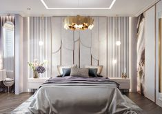 Большая кровать, лаконичные цвета, удобная спальня Bedroom Setup, Modern Bedroom Design, Master Bedroom Design, Home Interior Design, Bedroom Decor, European Bedroom, Transitional Home Decor, Japanese Home Decor, Decoration
