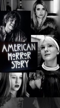 American Horror Story lockscreen