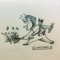 #inktober #doodle #sketch #copicmarkers #copic #random #art