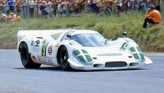 PORSCHE 917 KYALAMI 1969