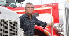 Don Steepler hosted the Big Rig Truck Show in Clairmont at the old Astro Car Sales lot on Saturday August 6, 2016 just outside Grande Prairie, Alta. Steepler said it was the first truck show in the area and he hopes to make it an annual event. Kevin Hampson/Grande Prairie Daily Herald-Tribune/Postmedia Network