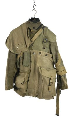 b8c90378980d Dolce   Gabbana A W 03 Reconstructed Jacket Bag Set Size US M