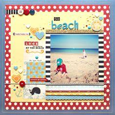 The Beach *Fancy Pants*