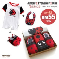 Baby Gift Set Malaysai Baby clothes by Asian Designer