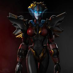 Windblade Walk Cycle ( ANIMATION ) by X4vrztesp.deviantart.com on @DeviantArt