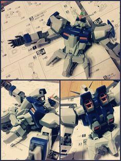 GAT-X102  Duel Gundam Assault Shroud