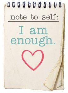 You Are Worth It – By Guest Blogger Cammy Nelson | FearlesslyGiRL
