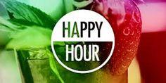 """Aproveite esta sexta-feira para comemorar com uma happy hour especial. Veja que delícia essa dupla:drink """"Cisne Negro"""" e aperitivo..."""