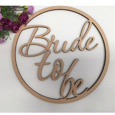 58cm Mr /& Mrs Hoop Ring MDF Wall Sign Celebration Decoration Blank Ring Wedding