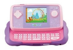 Vtech - MobiGo Touch Learning System - Pink $45.99