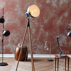 Stehlampe Roslev
