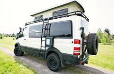 Mercedes Sprinter Camper, Mercedes Camper Van, 4x4 Camper Van, Offroad Camper, Sprinter Van Conversion, Camper Conversion, Solar Energy, Solar Power, Renewable Energy