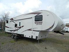 #Winnebago #lite-five 28fwbhs #american 5th wheel bunkhouse/showmans/caravan/rv  ,  View more on the LINK: http://www.zeppy.io/product/gb/2/141931596874/
