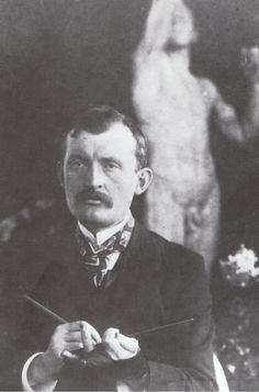 Edvard Munch (1863 – 1944), in 1902