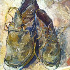 """Van Gogh """"Shoes"""""""