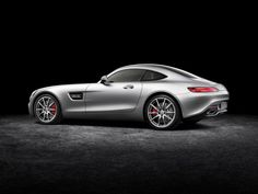 Mercedes-Benz 2015 AMG GT - First look: Mercedes-AMG GT uncovered | GoAuto