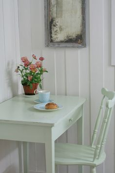 Roses and Patina: I paint ..