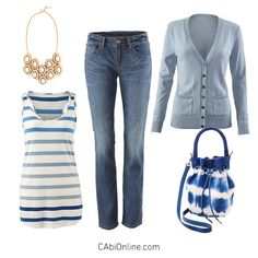 #CAbi - Beating Monday blues in style! #springfashion