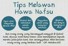 Tips melawan hawa nafsu^^ Muslim Words, Islam Muslim, Islamic Love Quotes, Muslim Quotes, Thats The Way, That Way, People Quotes, Me Quotes, Qoutes