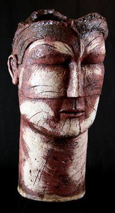 Monica van den Berg - Clay Sculptures