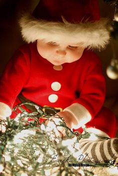 10 fun indoor photography and Christmas lights ideas!