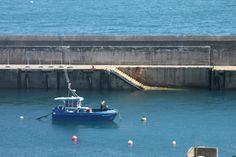 Île d'Ouessant - Bateau dans le port du Stiff Finistère, Bretagne, France. (c) Marie Bambelle. Aucune utilisation sans mon accord préalable et sans mention.