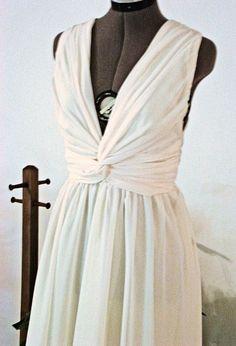 Grecian style dress
