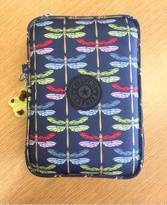 de3ee7ee2 Kipling 100 Pens Case, Pen Case, School Supplies, Tote Bags, Looks,
