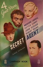 hitchcock's The Secret Agent