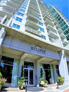 Atlanta Condo 101 - We provide you with balanced opinion of Atlanta's most popular condominium and loft buildings! Atlanta Condo, Atlanta Midtown, Atlanta Skyline, Buying A Condo, Real Estate Buyers, Condo Living, Condominium, Buildings